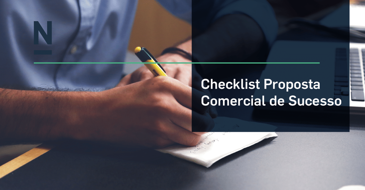 Proposta Comercial de Sucesso – checklist para download
