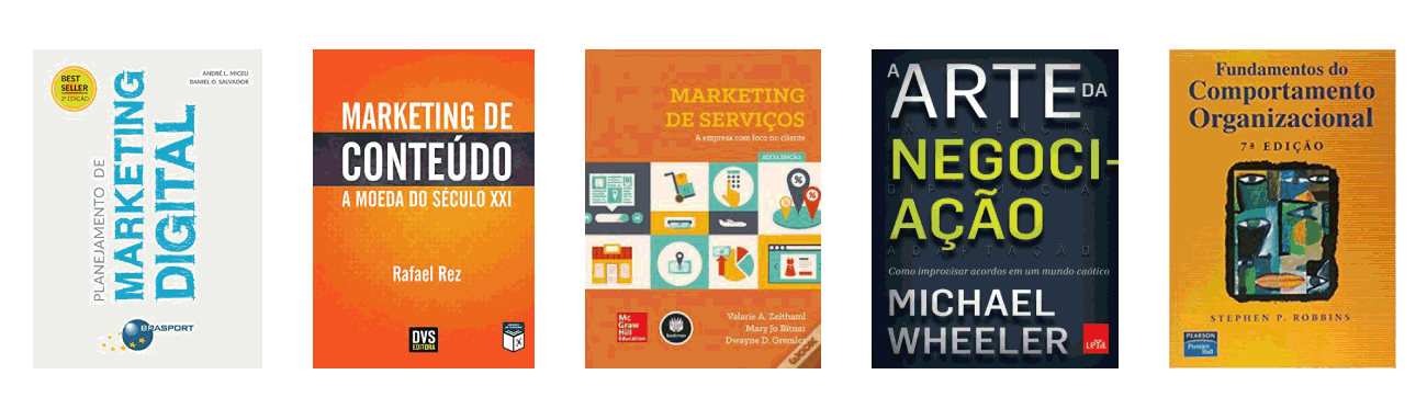 5 Livros para o Consultor de Marketing Digital